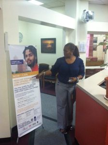 doctors office print ad banner